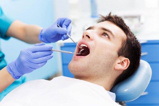 фолікулярна кіста зуба мудрості