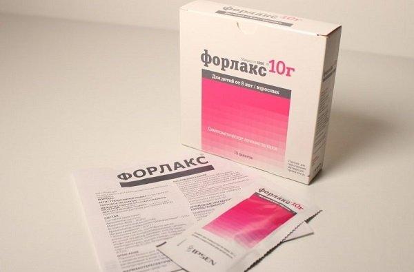 Форлакс для очищення кишечника: дія, інструкція і аналоги