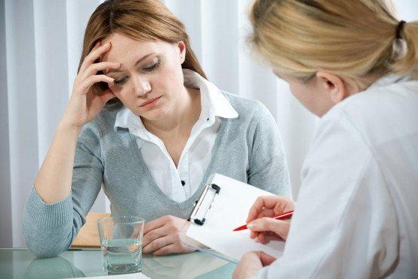 Фото: консультації у лікаря