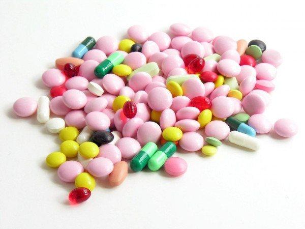Фото: медикаментозне усунення пітливості