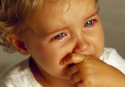 Генітальний герпес у дітей