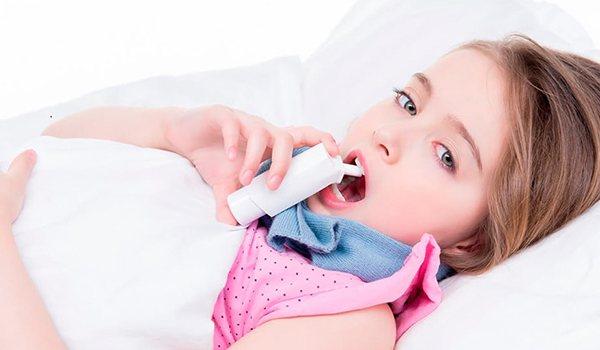 Герпесная ангіна у дитини - чим лікувати