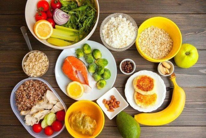 Гестози вагітних - дієта, меню