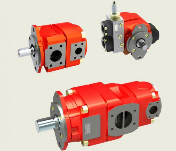 Надежные гидронасосы Bucher Hydraulics в компании НАК