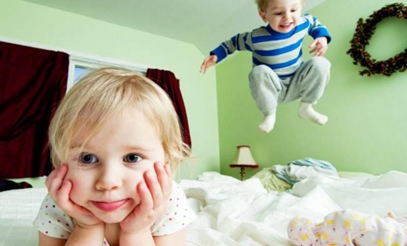 гіперактивні діти