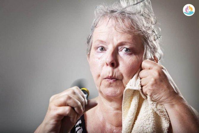 Гіпертиреоз у літніх симптоми