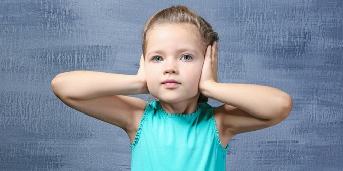 Глухота у дітей