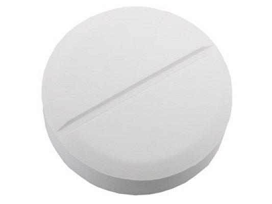 Глюконат кальцію в таблетках