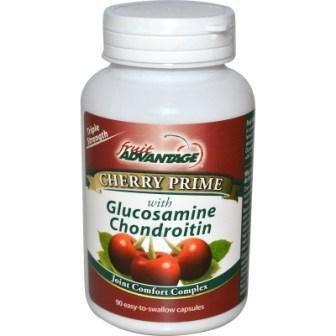 глюкозамін хондроїтін комплекс капсули 90