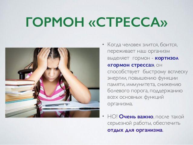 гормон стресу