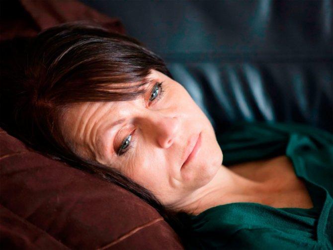 Гормональні депресія: що це таке и як лікується