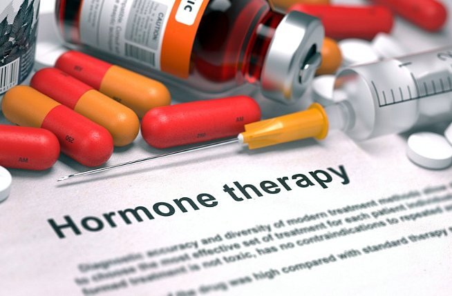 гормонотерапія