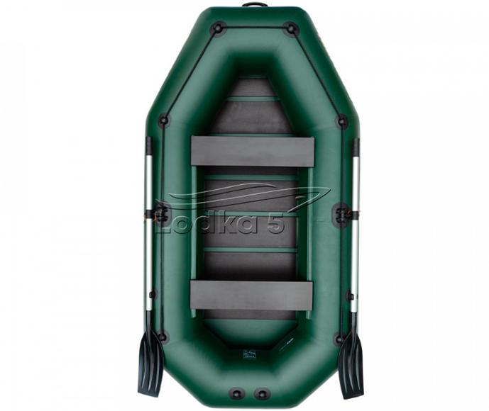 Современная гребенная лодка (товар и фото магазина https://lodka5.com.ua/)