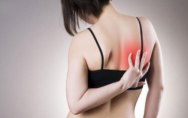 Грудної остеохондроз у жінок.  Ознака, Відчуття.  Лікування, препарати, вправо