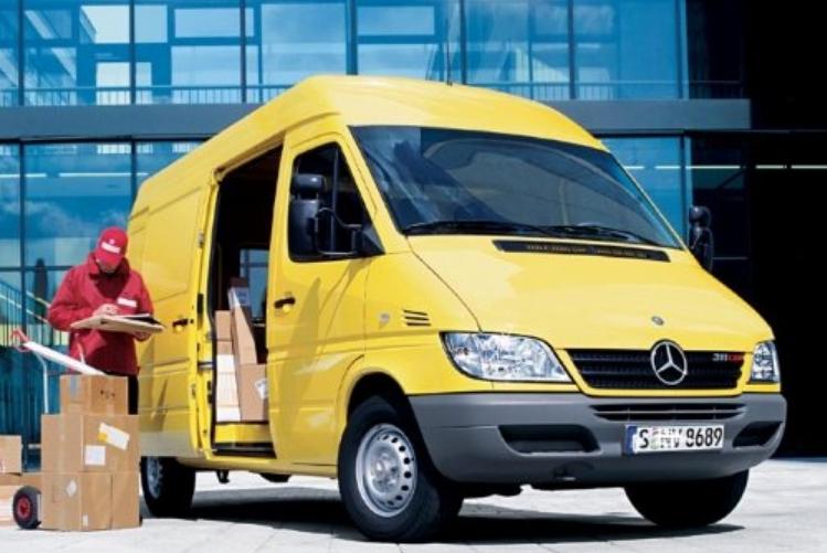 Грузовое такси для офисного переезда