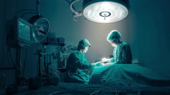 хірургічна операція