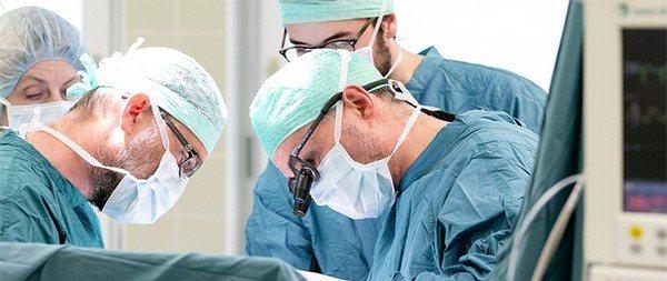 Хірургічне лікування при панкреатиті