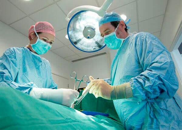 Хірургічне втручання