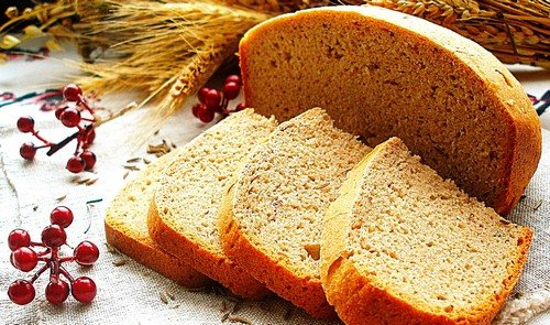 Хліб - важливий продукт для організму
