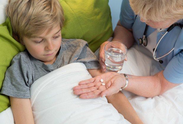 Холензим для дітей