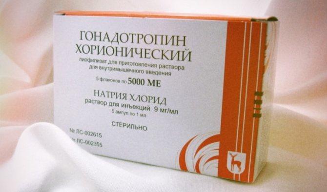 Хоріонічній гонадотропін людини (ХГЛ)