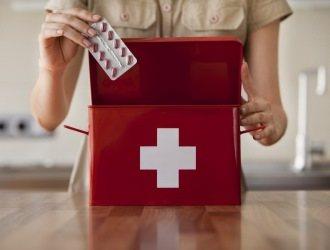 Зберігання препарату в безпечному місці