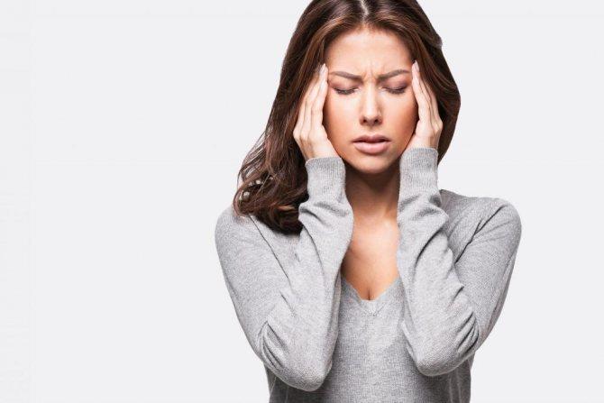 ібупрофен побічний ефект викликає тривогу