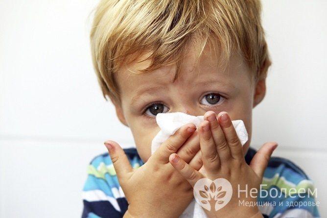 Інфекційні процеси, ГРВІ нерідко стають причинами розвитку аденоидита