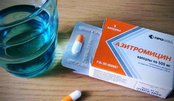 Інструкція по застосуванню Азитроміцину для дорослих