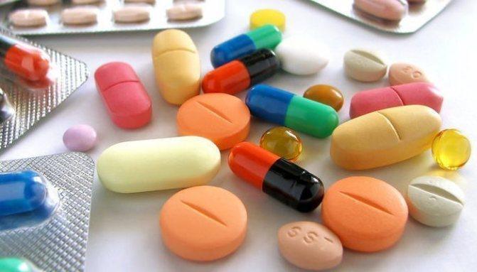 Використання препаратів для профілактики появи виразки