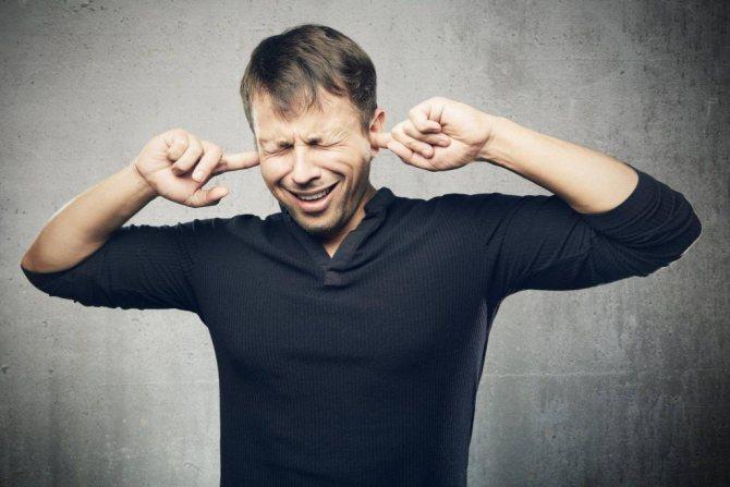 істінні слухові галюцінації