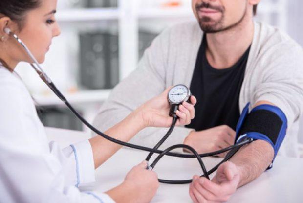 Вимірювання тиску при гіпертонії