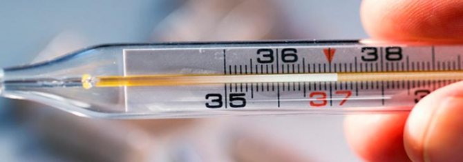до якого лікаря йти при температурі 37