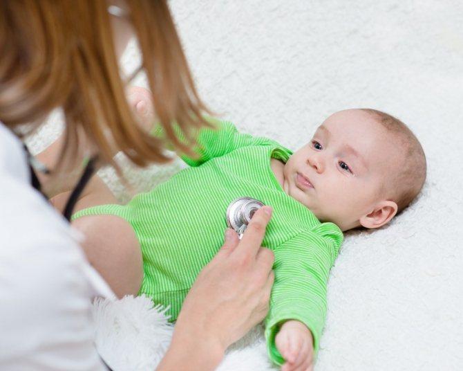 як швидко вилікувати бронхіт у дитини