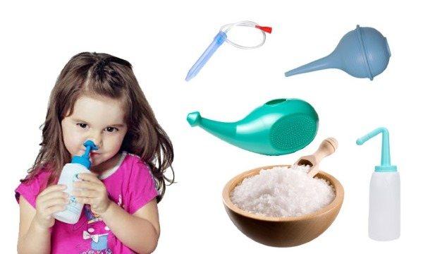 Як швидко вілікуваті нежить у дитини в Домашніх условиях.  Народні засоби, Аптечні препарати