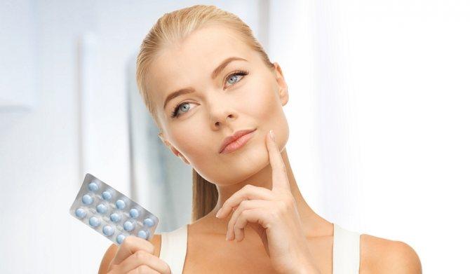 Як діють протизаплідні таблетки?