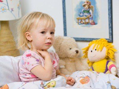 як лікувати круп у дітей
