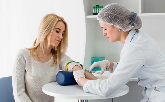 Як підготуватися до обстеження крові