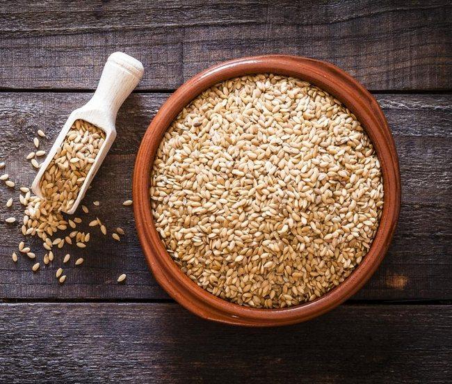 як правильно заварювати насіння льону