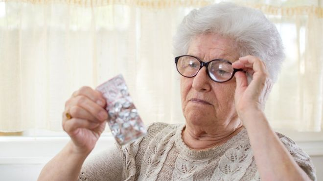 Як приймати Анаприлин літнім людям