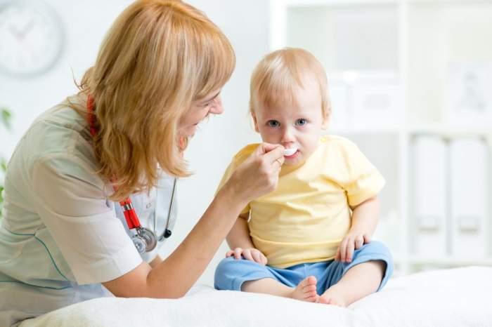 Як проводиться лікування дітей