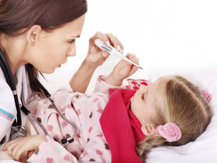як збити високу температуру в домашніх умовах