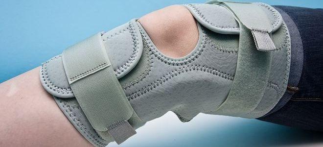 як закачати коліно після травми