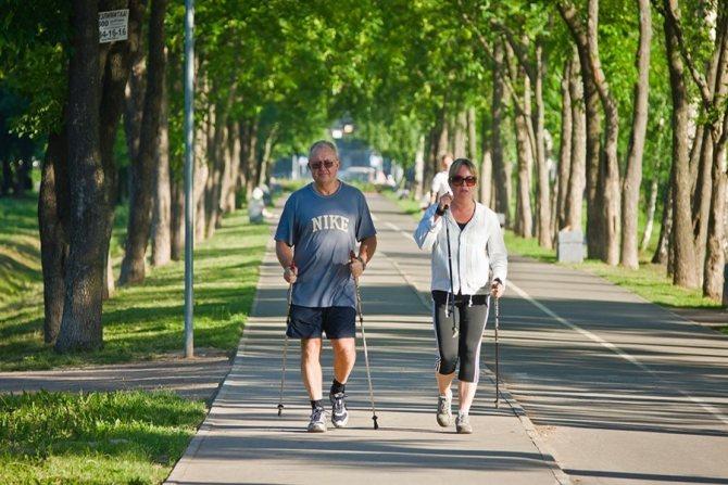 Як займатися скандинавської ходьбою і почати правильно ходити, рухатися, дихати - побачимо в відео від компанії Stayer.jpg