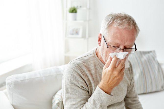 Як захистити літніх людей від застуди? | Лаванда-мед