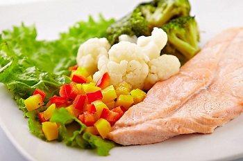 Яким повинен бути раціон харчування при дотриманні дієти стіл номер 7