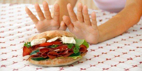 калорійний бутерброд