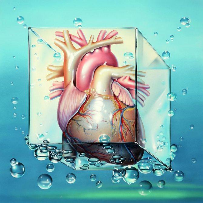 кардіогенний шок клініка діагностика