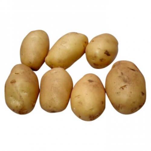 Картопля при болях в очах