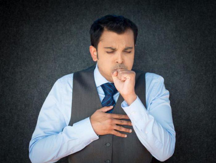 кашель без ознак застуди у дорослого
